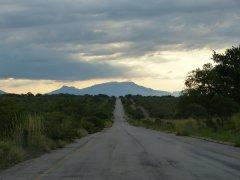 Recta de Botswana